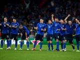 Сборная Италии — чемпион Европы! Финал Евро-2020. Италия — Англия — 1:1 (по пенальти — 3:2)