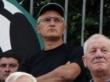 Вице-президент «Стали» Николай КОЛЮЧИЙ: «От того, что Палкин даст команду «подудеть», регламент не изменится»