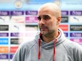 Гвардиола: «Манчестер Сити» будет в новостях, потому что мы проиграли»