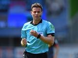 Немец Феликс Брых — главный арбитр матча 1/4 финала Евро-2020 Украина — Англия