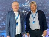 Игорь Суркис: «У Луческу нет никакой паники по поводу назначения Де Дзерби в «Шахтер»