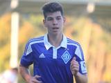 Никита Кравченко приступил к работе с мячом