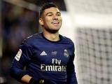 «Реал» продлил контракт с Каземиро