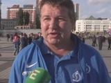 Олег Саленко: «Динамо» выходит за счет того, что Леха просит от ребят больше физики»