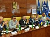 СМИ: Исполком УАФ не будет рассматривать другие кандидатуры на пост главного тренера сборной Украины, кроме Реброва