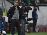 Сергей Ребров: «Наши цели в Лиге Европы? Играем в каждом матче на победу, а потом посмотрим, что из этого получится»