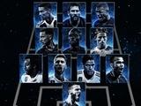 Гризманн и Салах не попали в символическую сборную ФИФА