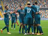 «Милан» не проигрывает в 24 матчах