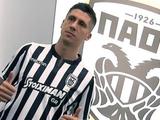 Евгений Хачериди: «Хочу помочь ПАОКу, наконец, выиграть чемпионат»