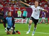 Дания — Германия — 1:2. После матча. Ольсен: «Без везения Германию не обыграть»