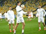 ФОТОрепортаж: Открытая тренировка сборной Украины на НСК «Олимпийский»
