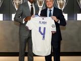 Алаба будет выступать в «Реале» под номером Серхио Рамоса (ФОТО)