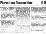 «Динамо»: история одного разгрома
