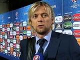 Анатолий Тимощук: «Надеюсь на поддержку наших болельщиков»
