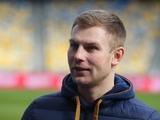 Максим Стельмах: «Шахтер» уже провел предматчевую тренировку на «Олимпийском»