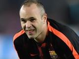 «Манчестер Сити» предложил Иньесте должность играющего тренера
