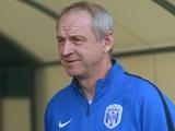 Александр Рябоконь: «Десна» — неудобный соперник для «Динамо»? Сыграем матчей двадцать, тогда и посмотрим»