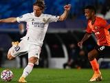 Лига чемпионов. 1-й тур, первые результаты среды: «Шахтер» выигрывает у «Реала» в Мадриде!