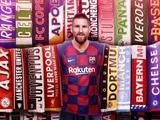 Мессі встановив рекорд ЛЧ у своєму 700 матчі – тренер та захисник Боруссії роздали аргентинцеві компліменти