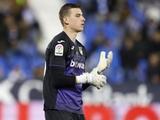 СМИ: Лунин сам не захотел возвращаться в «Реал»