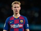 «Барселона» рассматривает вариант с продажей де Йонга