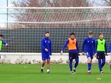 «Динамо U-19» и «Динамо U-21»: подготовка к контрольным матчам