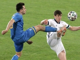 Товарищеский матч. Украина — Северная Ирландия — 1:0. Обзор матча, статистика