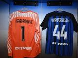 Игроки «Интера» вышли на матч с «Кальяри» в футболках с надписью никнеймов в Instagram (ФОТО)