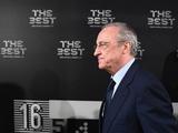 Флорентино Перес: «Новый формат Лиги чемпионов меня не впечатляет»