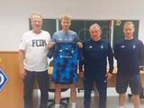 Академию «Динамо» пополнили три новых игрока из «Карпат», «Руха» и «Мариуполя» (ФОТО)
