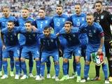 Италия назвала состав на матч с Украиной