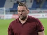 Александр Бабич: «Игра с «Динамо» была равной. Не могу сказать, что киевляне переигрывали нас»