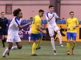«Динамо U-21» одержало победу в спарринге со счетом 6:2