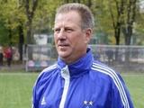 Александр Ищенко: «Думаю, «Динамо» на правильном пути»