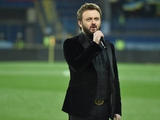 Михайло Хома (DZIDZIO): «Перед исполнением Гимна Украины консультировался с Пономаревым»