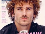 Гризманн попал на обложку ЛГБТ-журнала (ФОТО)