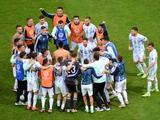 Сборная Аргентины — второй финалист Кубка Америки