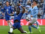 Лига чемпионов, финал: «Манчестер Сити» — «Челси» — 0:1 (ВИДЕО)