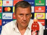 «Аякс» — «Динамо» — 3:1. Послематчевая пресс-конференция (ВИДЕО)
