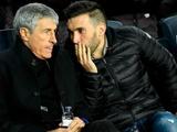 Сетьен извинился перед футболистами «Барселоны» за поведение своего ассистента
