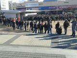 8 января начнется продажа билетов на матч «Динамо» — «Олимпиакос»