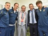 Андрей Павелко впервые высказался об отставке тренерского штаба сборной