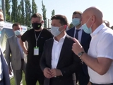 Президент Зеленский: «Поставили задачу Корявченкову вернуть «Кривбасс»