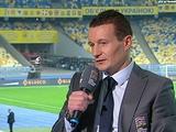 Артем Федецкий — о победе сборной Украины: «Спасибо за безумные эмоции»