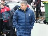 Сергей Попов: «Сборная Украины проявила характер и футбольную зрелость»
