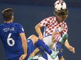 ЧМ-2018, плей-офф: Швейцария — Сев.Ирландия — 0:0, Греция — Хорватия — 0:0 (ВИДЕО)