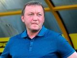 Владимир Шаран: «Опередить Фонсеку и Хацкевича — очень важный шаг в моей жизни»