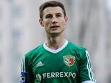 Чеснаков восстановился после травмы и готовится к матчу против «Днепра»