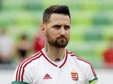 Тамаш Кадар вызван в сборную Венгрии на решающий матч отбора Евро-2020
