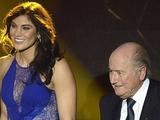 Бывший президент ФИФА Зепп Блаттер попал в очередной скандал